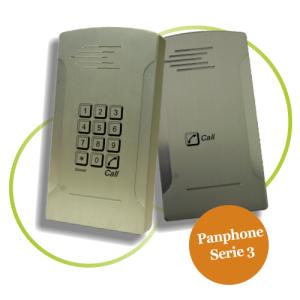 Panphone Serie 3 de superficie