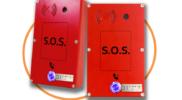 Panphone Emergencia SOS Rojo